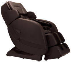 Infinity Escape Zero Gravity Massage Chair Brown