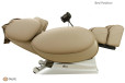 Infinity IT-8500 Zero Gravity Massage Chair Taupe bed position