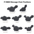 Infinity IT-9800 Massage Positions Inversion Bed Rocking