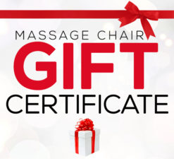 Massage Chair Gift Card
