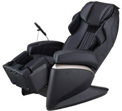 Osaki Japan Premium 4S Massage Chair Black Side View