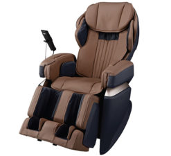 Osaki Japan Premium 4S Massage Chair Brown