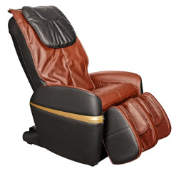 Osaki OS-2000 Massage Chair Brown Cognac