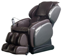 Osaki OS-4000LS Massage Chair Display Brown