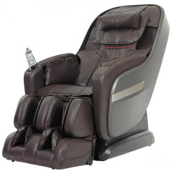 Titan Alpine massage chair brown